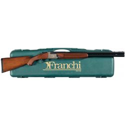 Franchi Alcione Field Model Over/Under Shotgun with Hard Case