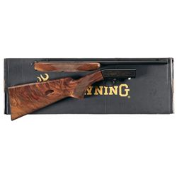 Browning 150 Years John M. Browning Commemorative .22 Semi-Automatic Rifle with Box