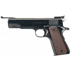 Very Scarce Colt Army 38 AMU Semi-Automatic Pistol