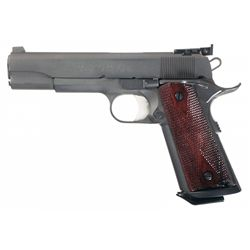 Colt Government Model Tactical Level III Semi-Automatic Pistol