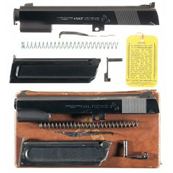 Two Boxed Colt 1911 .22 Conversion Kits