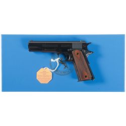 Colt Model 1911 WWI Reproduction Semi-Automatic Pistol with Box