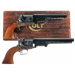 Two Colt Reproduction Percussion Revolvers