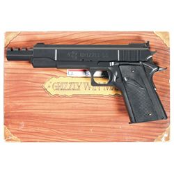 LAR Grizzly 50 Mark V Semi-Automatic Pistol with Box