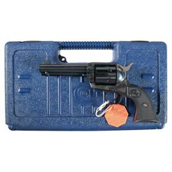 Colt Cowboy Single Action Army Revolver with Case