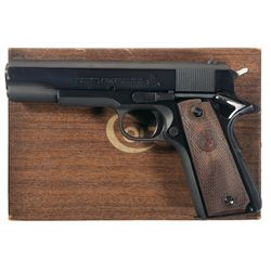 "Scarce Colt 1911A1 ""BB"" Marked Government Model Semi-Automatic Pistol with Box"