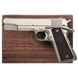 Colt Government Model 1911 Semi-Automatic Pistol with Box