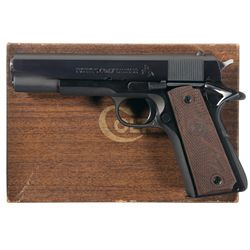 "Excellent Scarce Colt 1911A1 ""BB"" Marked Government Model Semi-Automatic Pistol with Box"