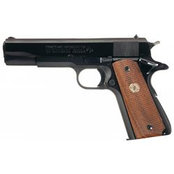 Colt MK IV Series 70 Government Model Semi-Automatic Pistol