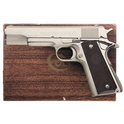 Colt Series 80 Model 1911A1 Semi-Automatic Pistol with Box