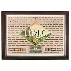 Beautiful Reproduction UMC Cartridge Board by Artist Robert Auth