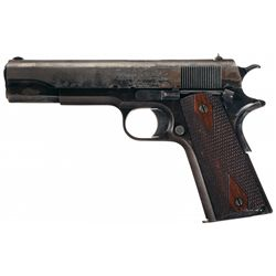 Extremely Rare North American Arms Model 1911 Semi-Automatic Pistol