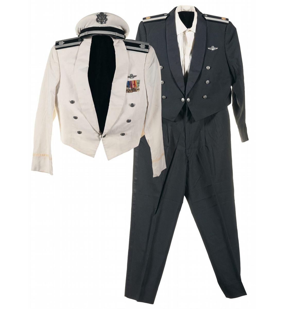 Us Air Force Mess Dress Uniforms
