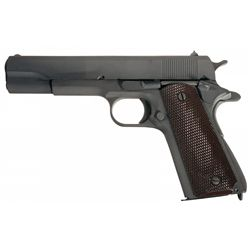 U.S. Remington Rand Model 1911A1 Semi-Automatic Pistol with Box