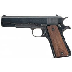 Scarce Early 1930 Manufactured Colt Model 1911A1 38 Super, Semi-Automatic Pistol with Colt Special O
