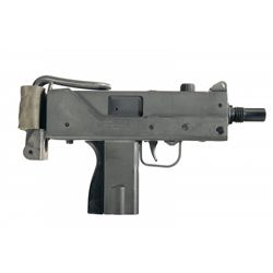 Registered Transferable Military Armaments Corporation M-10 Sub-Machine Gun with Sling