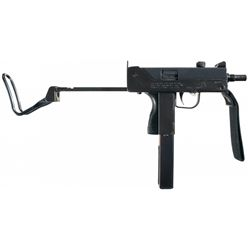 Fully Transferable Military Armament Corp./RPB Industries M11 Sub-Machine Gun with Box, Carry Bag an