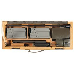 Cased 22 LR Caliber Conversion Kit for the Heckler & Koch G3 Rifle
