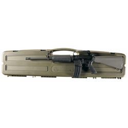Olympic Arms Model MFR Semi-Automatic Rifle with Case