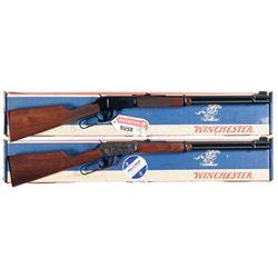Two Boxed Winchester Model 94 Carbines