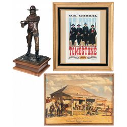 Wild West Themed Décor