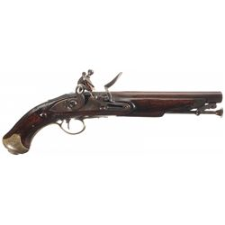 U.S. Model 1803 Tower Newland Pattern Flintlock Pistol