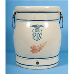 Rare Red Wing Pottery 4 Gallon Water Cooler