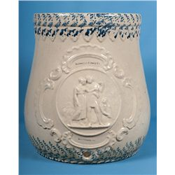 Rare Monmouth Pottery Company Water Cooler