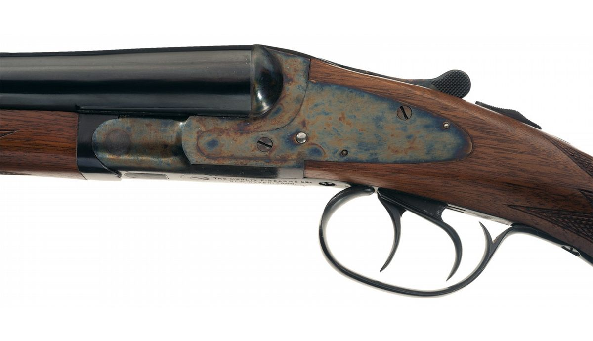 Marlin single barrel shotgun