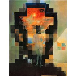 Lincoln Vision - Dali - Limited Edition on Canvas