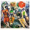 Marc Chagall  Signed Limited Edition -PLAYERS
