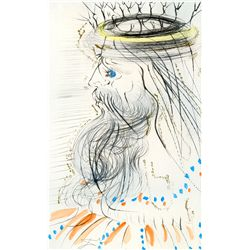 King - Dali - Limited Edition on Canvas