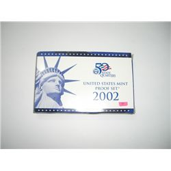 2002-S U.S. PROOF SET *10 PIECE SET* in Original Mint Package!!