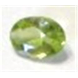.75 ct Natural PERIDOT - Cut & Faceted *HIGH GRADE*!!!!
