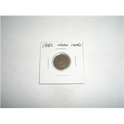 1882 Indian Head Penny - NICE COIN *PLEASE LOOK AT PICTURE  TO DETERMINE GRADE*!!