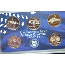 1999-S US Mint State Quarter Proof Set