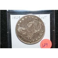 1828 Liberty Bust Half Dollar