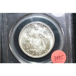 1935-S San Diego Commerative Half Dollar, PCGS Graded MS65