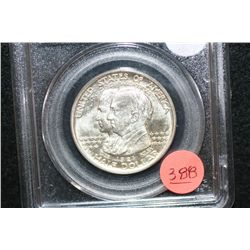 1921 Alabama Commerative Half Dollar, PCGS Graded MS64