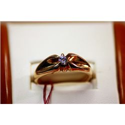 #54 - Fancy Unisex Diamond Ring
