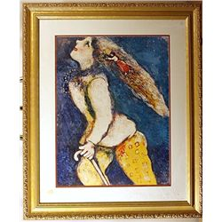 Chagall -  - Limited Edition