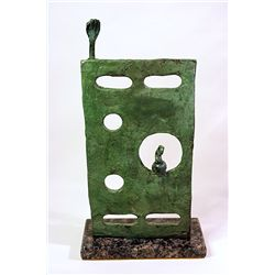 Joan Miro  Original, limited Edition  Bronze
