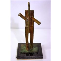 Pablo Picasso Original, limited Edition Bronze - Young Man