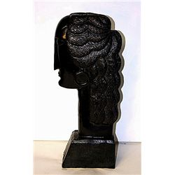 Modigliani  Original, limited Edition  Bronze - Woman's Profile