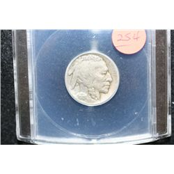 1915-S Buffalo Nickel, ANACS Graded F12