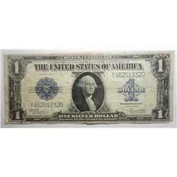 1923 $1 SILVER CERTIFICATE NICE VF