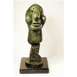 Pablo Picasso Original, limited Edition Bronze -Head-