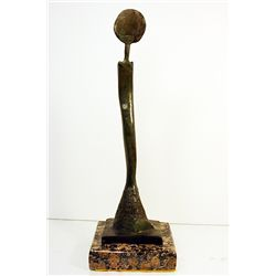 Max Ernst  Original, limited Edition Bronze - La Plus Belle