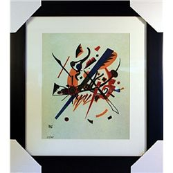 Wassily Kandinsky Limited Edition-Small World I
