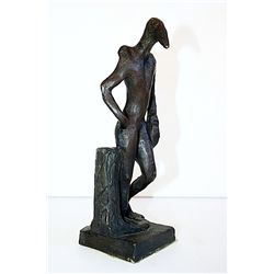 Salvador Dali Captivating Original Original, limited Edition Bronze - Birdman